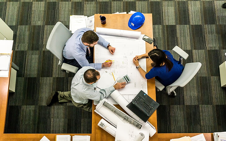 meeting, construction, business, architect, office, team, plan