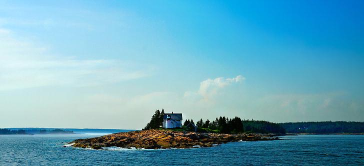 Far, oceà, illa