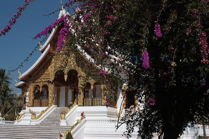 Asia, Templo de, Laos