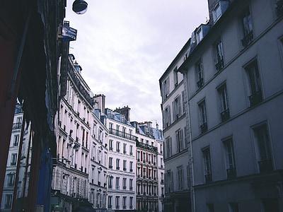 paris, france, buildings, architecture, city, urban, europe