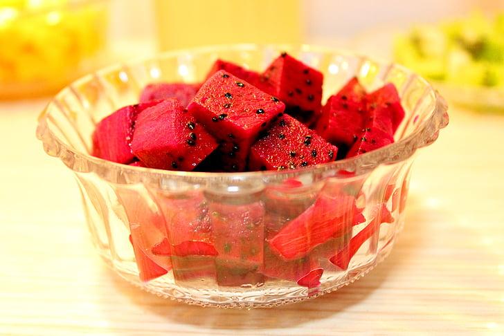 ผลไม้, อาหาร, แก้วมังกร, สุขภาพ