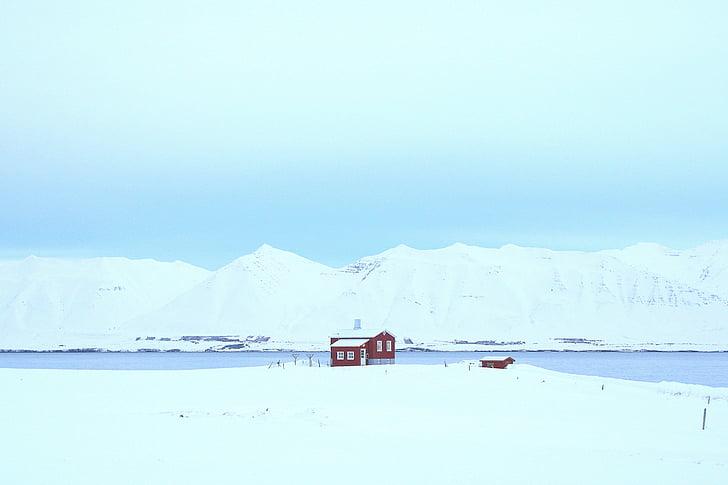 snow mountain, snow, winter, mountains, landscape, white, alpine