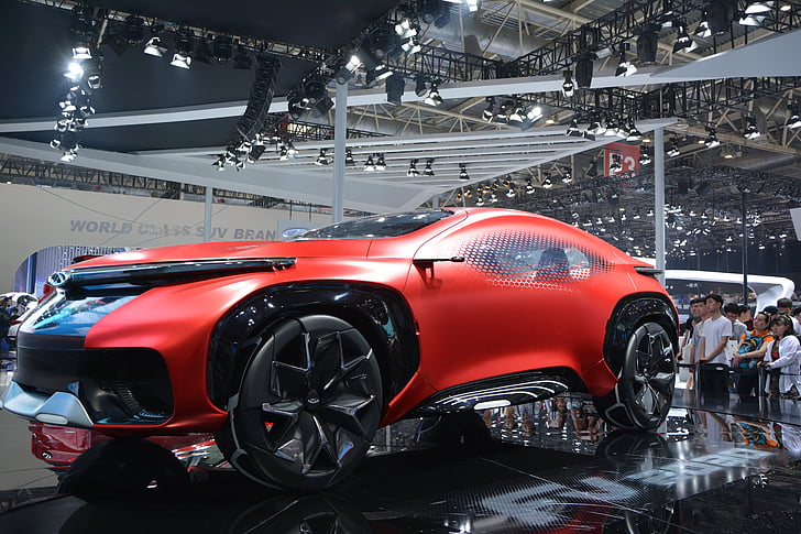 automotive, concept, science and technology