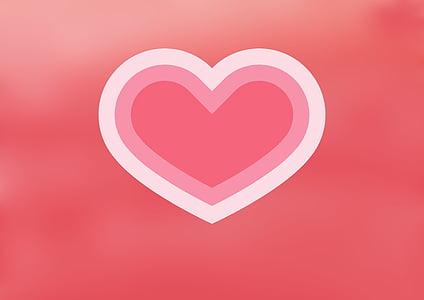 ljubav, srce, Valentinovo, pozadina, romansa, Sreća, Crveni