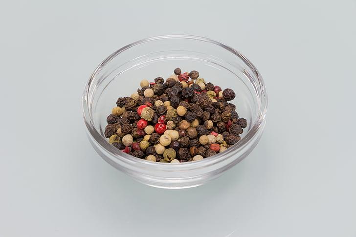 pipari, diēzs, garšvielas, piparu, graudi, sezonas, Pavārmāksla sastāvdaļas