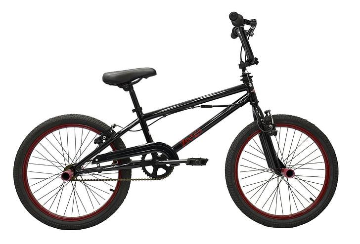 велосипед, Дизайн, BMX