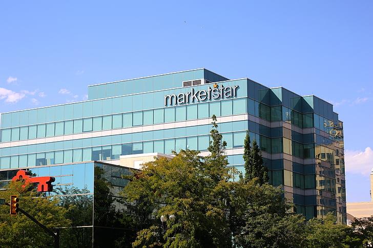 marketstar, building, corporate, business, architecture