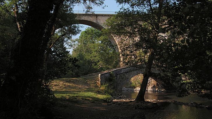 most, svetlobe, reka, zdravilo, mostovi