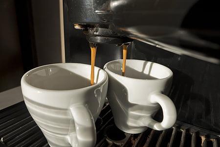 băutura, cafea, aroma, filtru de cafea, ceaşcă de ceai, proaspete, Espresso