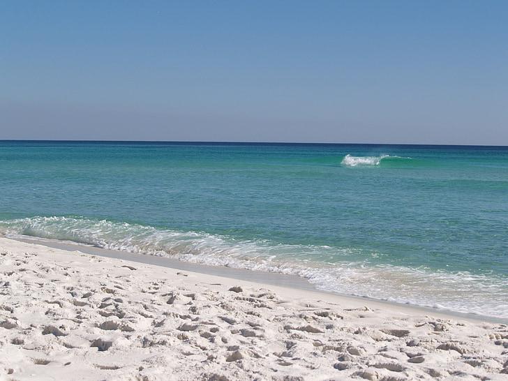 Wellen, platja, Florida, Mar, viatges, vacances, Turisme
