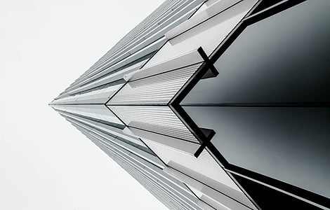 arquitectura, edifici, infraestructura, disseny, gratacels, Torre, resum
