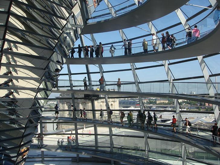 Berlín, Alemanya, vidre, ciutat, Deutschland, Ciutats, urbà