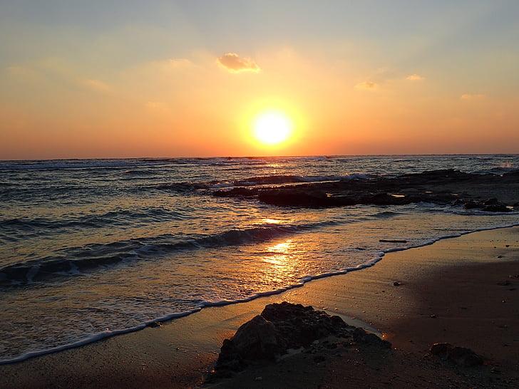 Alba, Mar, reflectint, morgenstimmung, morgenstimmung al mar, torna la llum