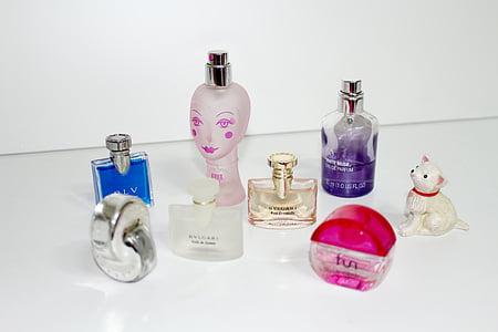 Kvepalai, Ana, kosmetika, Ornamentas, Bulgari, eseuppuah, Kvepalų