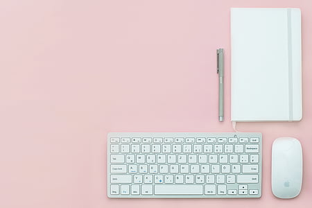 workplace, office, desk, business, blogging, work, keyboard