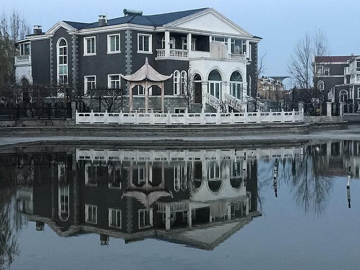 Villa, odsev, Villa odsev