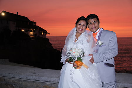 grooms, wedding, happy, beautiful, happiness, complicity, women