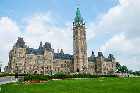 architecture, building, historical, Ottawa, tower