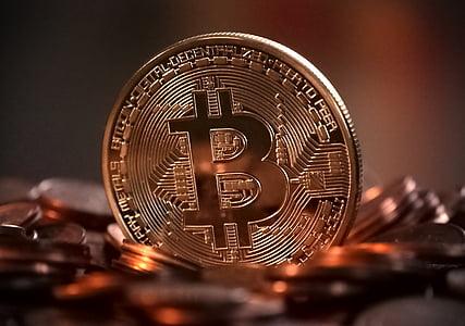 Bitcoin, kỹ thuật số, tiền, phân cấp, vô danh, điện tử, đồng xu