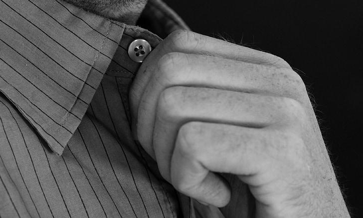 hand, shirt, clothing, modern, suit, clothes, elegant