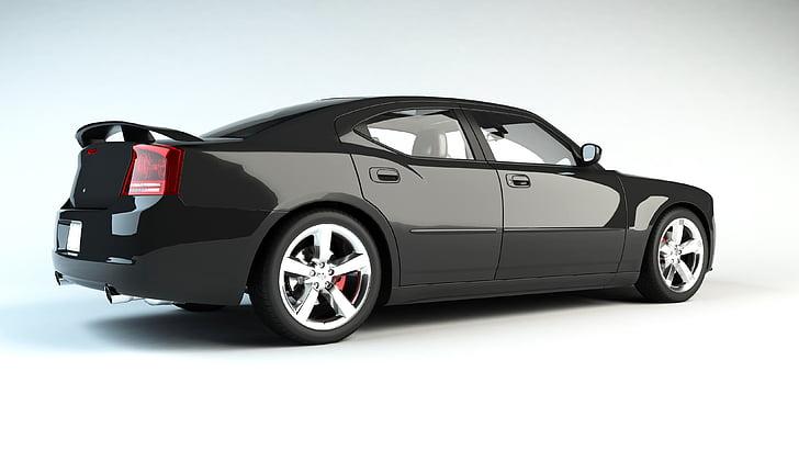 car, 3d car model, 3d car wallpaper, 3d  for desktop, 3d, model, hd car