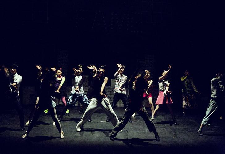 dance, people, theatre, monologue, group Of People, women, dancing