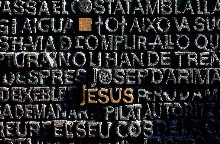 sagrada, familia, architecture, design, jesus, landmark, writings
