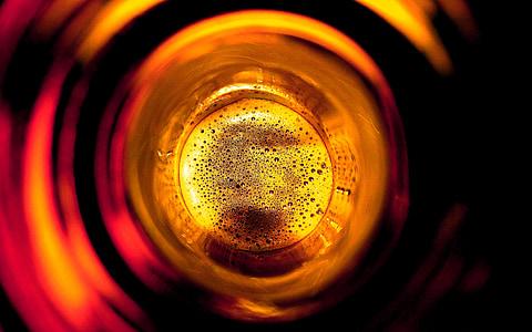 Pivo boca, iznutra, pivo, Sažetak, piće, alkohol, udarac
