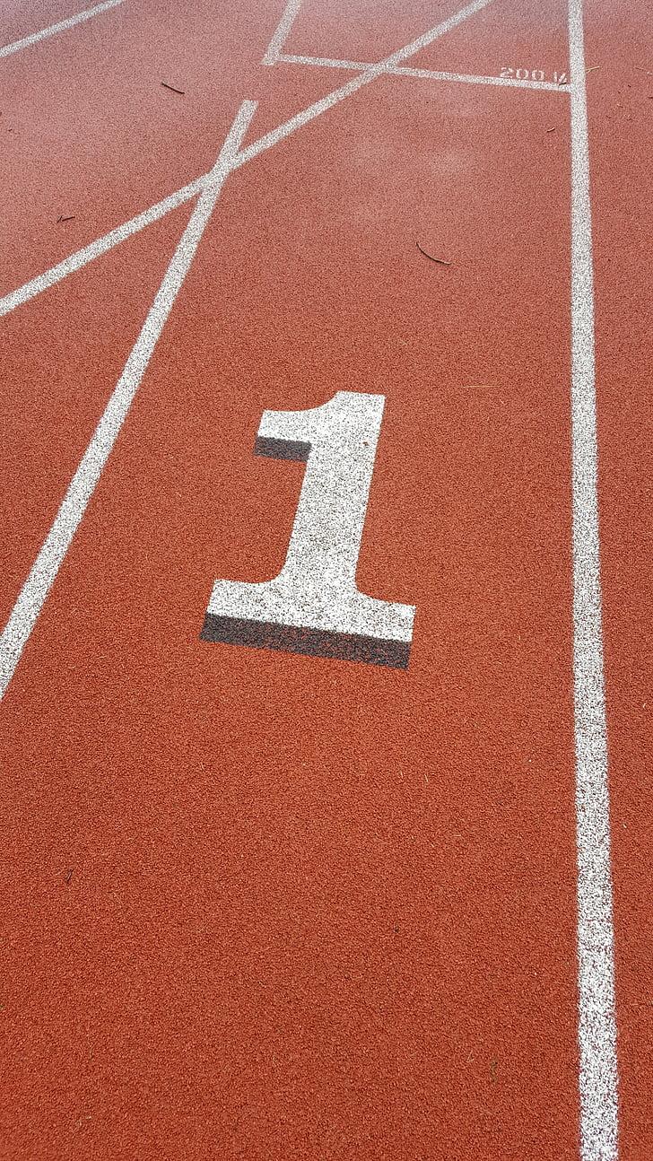 pista, corrent, cursa, esport, Estadi