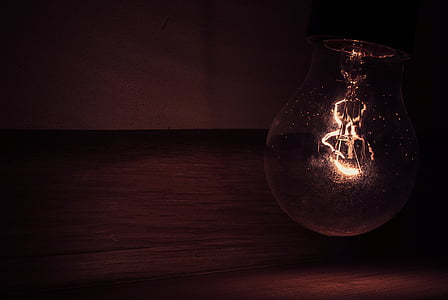macro, lens, light, bulb, photography, shot, light bulb