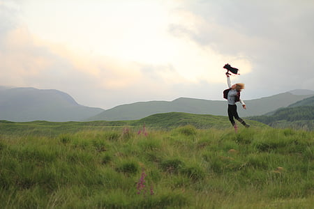 paisatge de naturalesa, illa, bell paisatge, paisatge d'estiu, muntanya