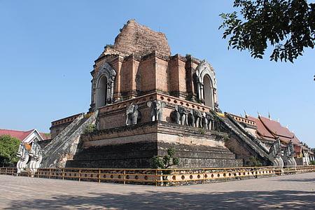 Temple, Tailàndia, Chiang mai