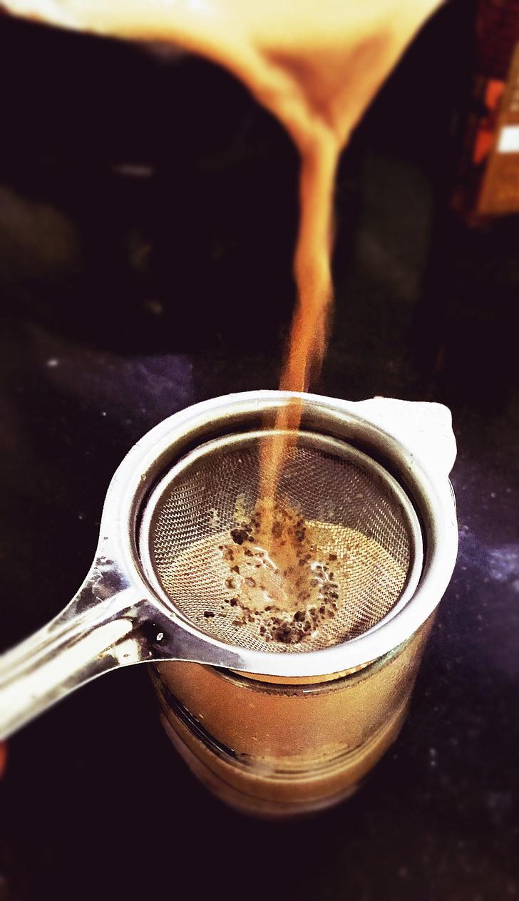 puodelis, arbata, pieno, Chai, arbatos puodelis, gėrimas, gėrimas