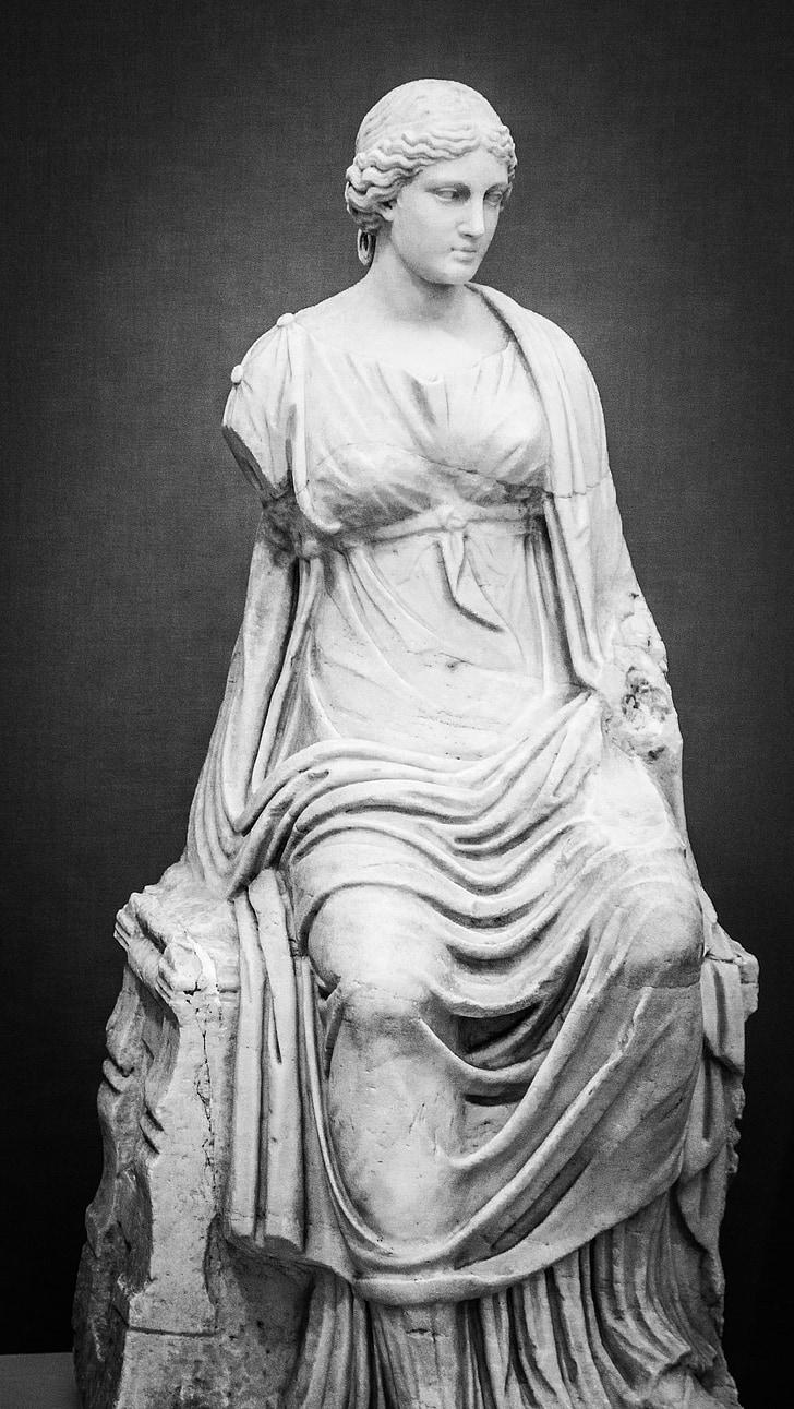 bức tượng, tác phẩm điêu khắc, đồ cổ, tâm linh