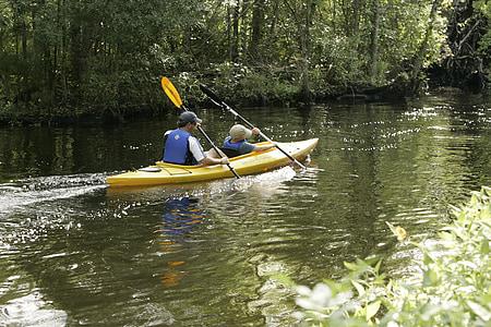 kayaking, water, sport, adventure, wilderness, leisure, paddling