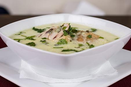 poulet, soupe, soupe au poulet, alimentaire, cuisine, déjeuner, repas
