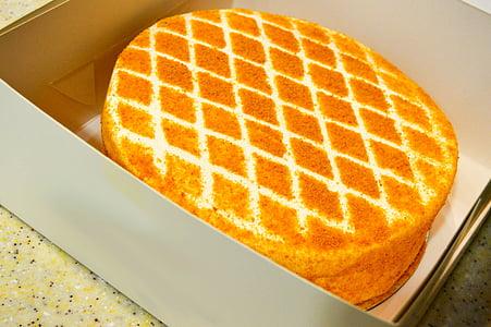 pastís, Pastís de mel, postres, dolç, forn de pa