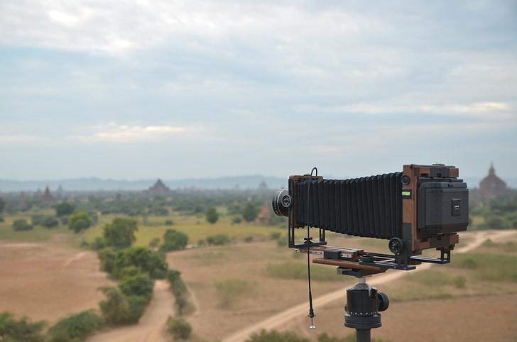 fotoaparát, veľký formát, Mjanmarsko, Príroda, Barma