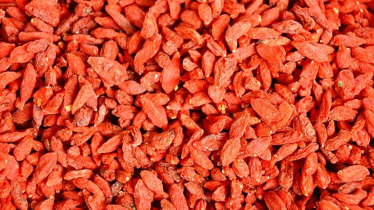 kuivatatud puuviljad, Pohl, toidu