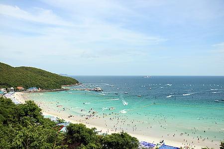 Pattaya, Tailàndia, platja