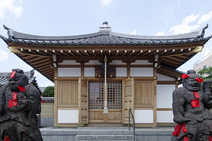 temple, japan, buddhism, k, building, landscape, views of japan