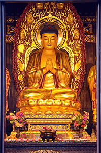 Ķīna, Pekin, Budisms, Buddha, reliģija, Āzija, statuja