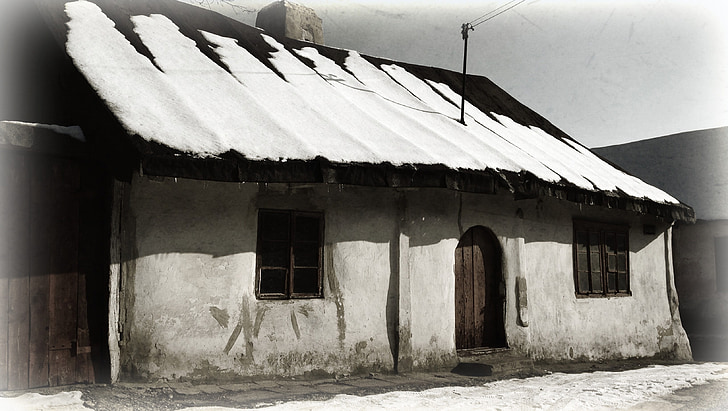 house, old building, history, architecture, building