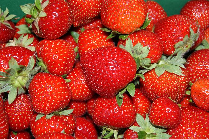 イチゴ, イチゴ, 新鮮です, イギリス