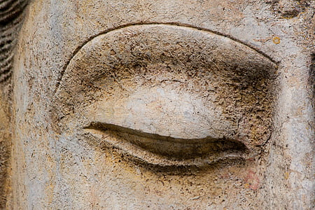 ull, Art, Àsia, Buda, escultura, figura, deïtat
