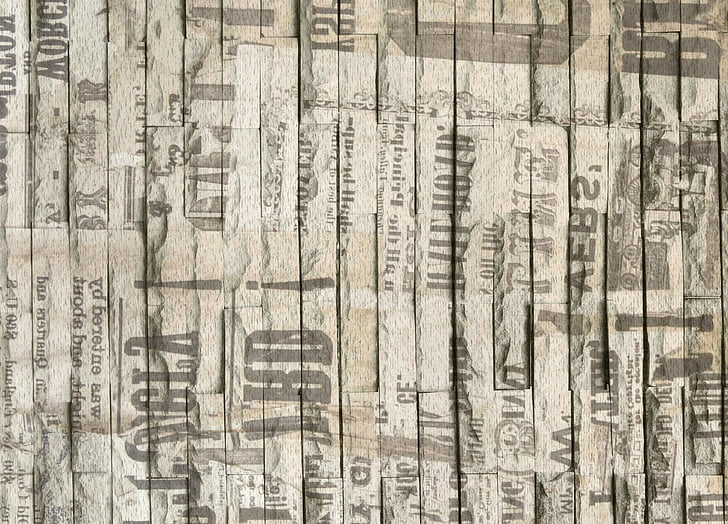 background, newspaper, news, paper, wall, old fashioned, background old-fashioned