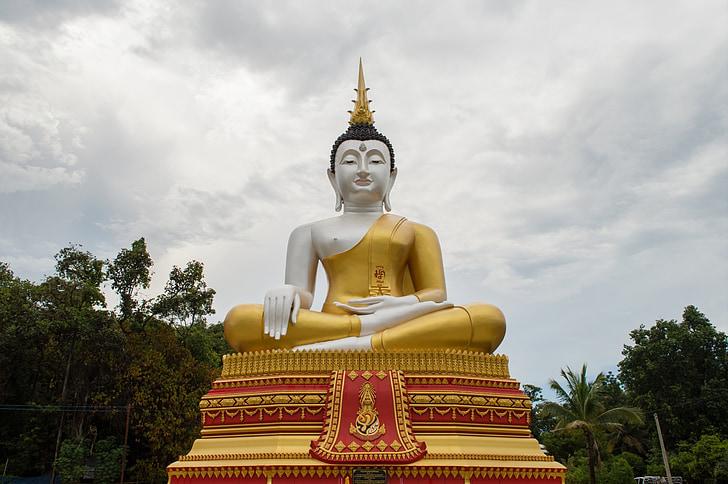 Estàtua de Buda, ànima, religió, Àsia, estàtua, religiosos, budisme