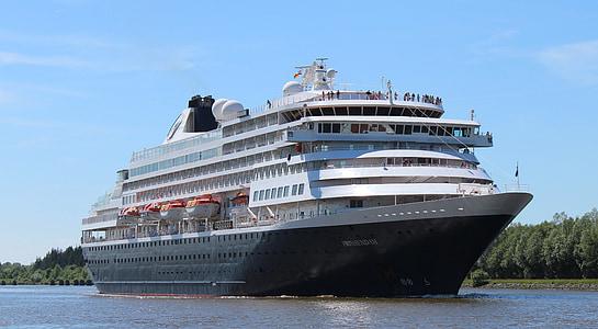 krydstogt, skib, skibe, Fragt, korsfarere, ferie krydstogt, Prinsendam