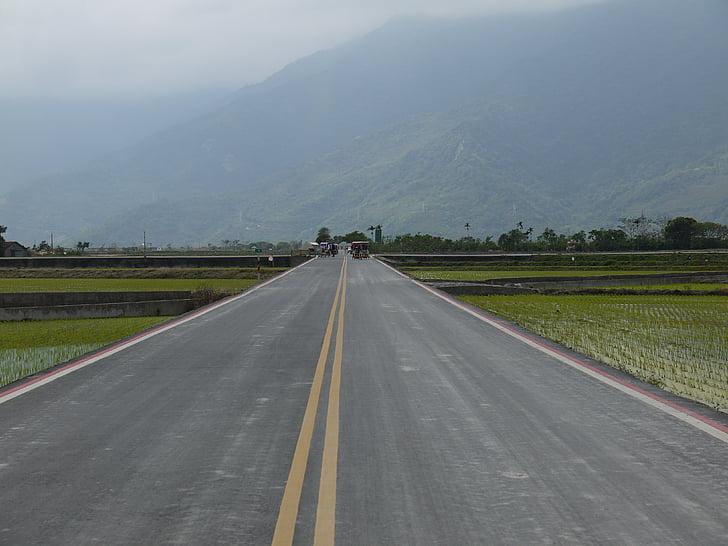 carretera, viatges, viatge, viatge, cel, natura