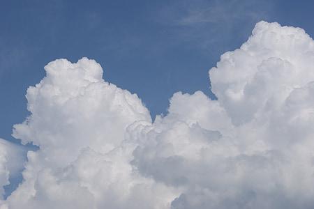 ท้องฟ้า, เมฆ, คราม, ลัส